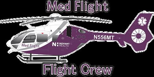 EC135#055 NORTH CAROLINA - MED FLIGHT