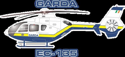 H135#205 FRANCE GARDA