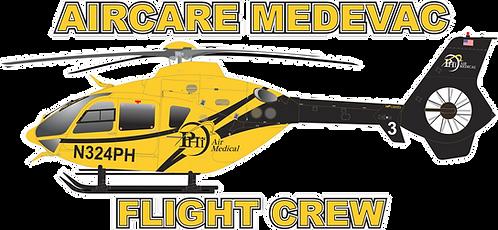 EC135#007  VIRGINIA - PHI AIRCARE MEDEVAC