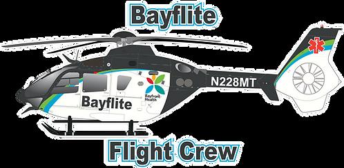 EC135#136 FLORIDA - BAY FLIGHT