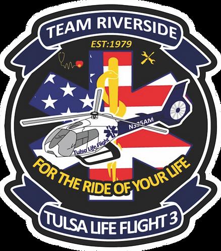 PD#069 TULSA LIFE FLIGHT THREE