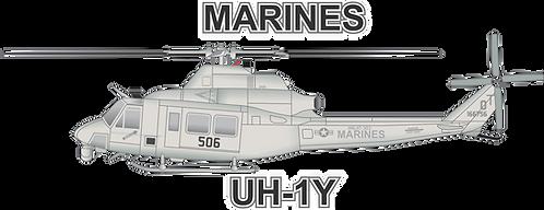 USMC#001 UH-1Y
