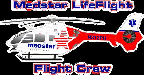 EC135#130 MICHIGAN - Medstar Life Flight