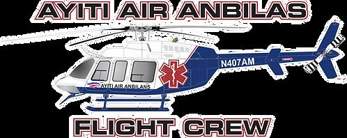 B407#137 HAITI - AYITI AIR ANBILAS