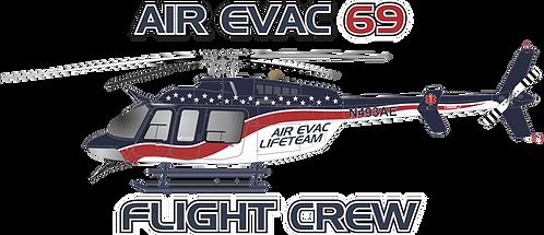B407#095 - TEXAS - AIR EVAC 69