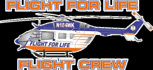 EC145#038 ILLINOIS - FLIGHT FOR LIFE
