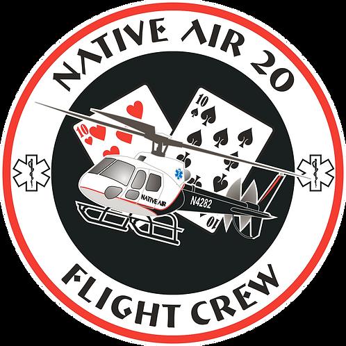 PD#038 NATIVE AIR 20