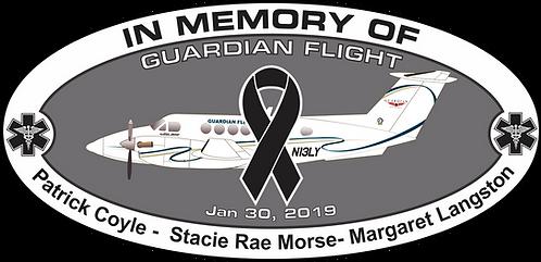 Memorial HEMS GUARDIAN FLIGHT JAN 30 2019