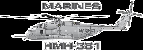USMC#005 CH-53 - HMH381