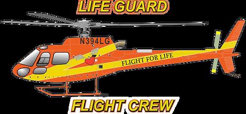 AS350#024 - COLORADO - LIFE GUARD