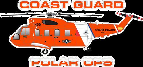 CG#006 H-52 SEA GUARD POLOR OPS