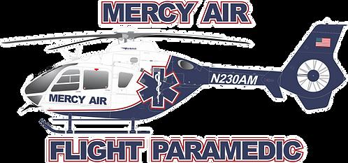 EC135#111 CALIFORNIA - MERCY AIR