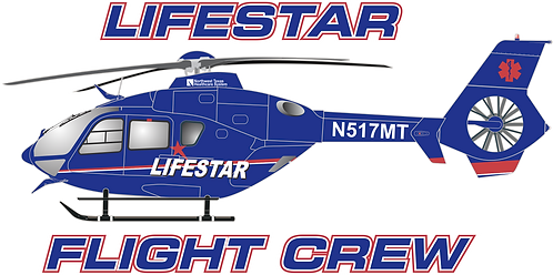 EC135#017  TEXAS - LIFESTAR