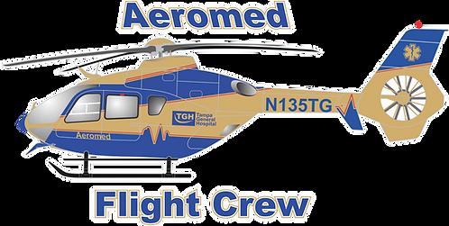 EC135#104 FLORIDA - AEROMED