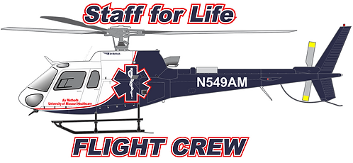 AS350#035- MISSOURI - STAFF FOR LIFE