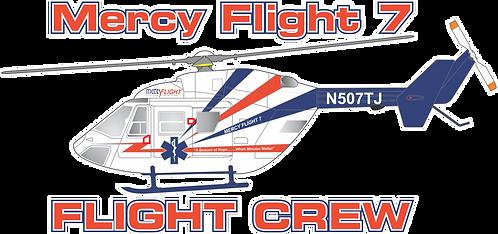 BK-117#036 NY MERCY FLIGHT 7