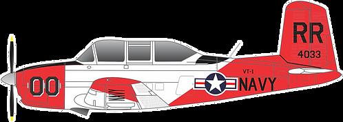 NAVY#011 T-34B