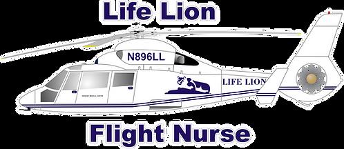 AS365#008 - PENNSYLVANIA - LIFE LION THROWBACK