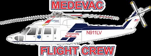 S76#002 PENNSYLVANIA - LEHIGH VALLEY MEDEVAC