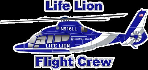 EC155#003 PENNSYLVANIA - LIFE LION