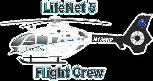 EC135#088 FLORIDA - LIFENET 5