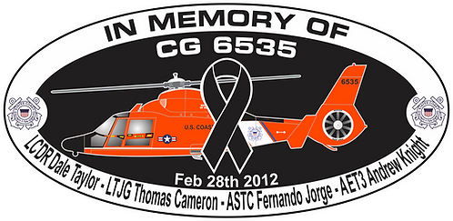 Memorial CG-6535 TRACEN MOBILE