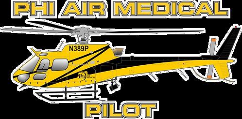AS350#041 - NEW MEXICO - PHI AIR EVAC