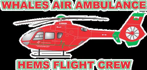 H135#204 UNITED KINGDOM WHALES AIR AMBULANCE