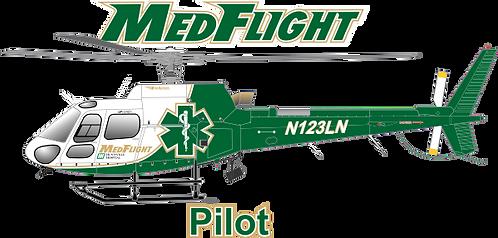 AS350#002 - ALABAMA - MEDFLIGHT 1