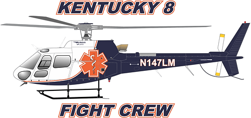 AS350#031 - KENTUCKY - KY8