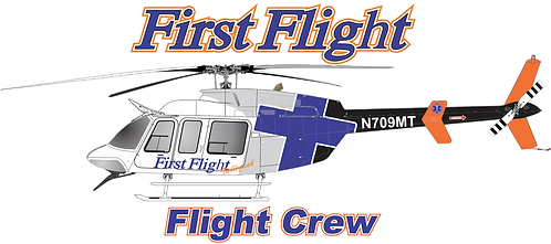 B407#071 - OKLAHOMA - FIRST FLIGHT