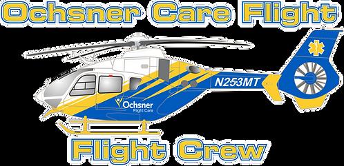 EC135#077 LOUISIANA - CARE FLIGHT