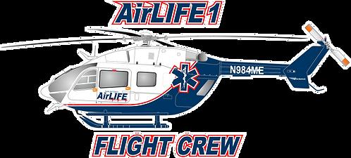 EC145#047 TEXAS - AIRLIFE 1