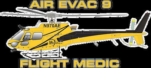 AS350#007 - ARIZONA - AIR EVAC 9