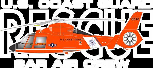 CG#022 HH-65A/B RESCUE