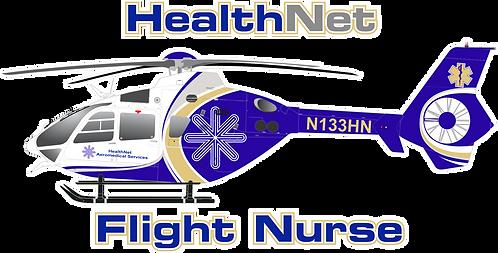 EC135#001  WEST VIRGINIA - HEALTHNET with Intake Filter