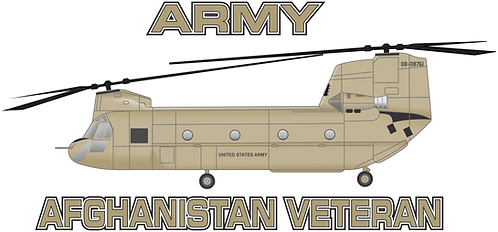 ARMY#04 CH-47 CHINOOK