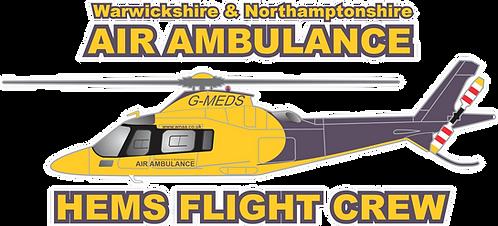 AW109#017 UK WARWICKSHIRE  AIR AMBULANCE