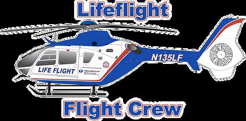 EC135#074 MASSACHUSETTS - LIFEFLIGHT