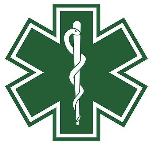 SOL#007 ROD OF ASCLEPIUS GREEN