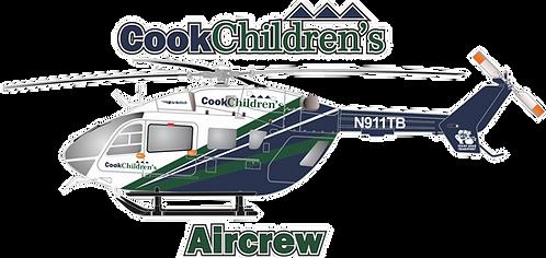 EC145#012 TEXAS - COOK CHILDRENS