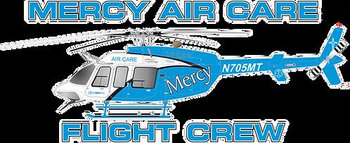 B407#043 - IOWA - MERCY AIR CARE