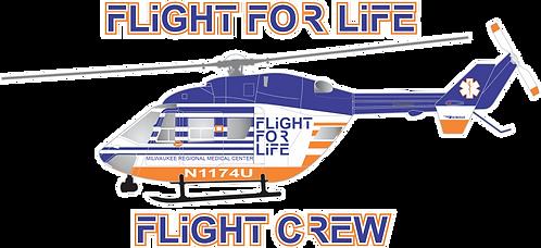 BK-117#015 IL FLIGHT FOR LIFE