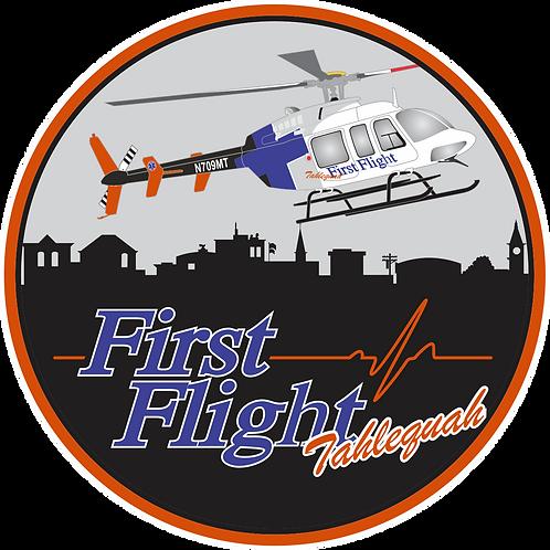 PD#017 FIRST FLIGHT