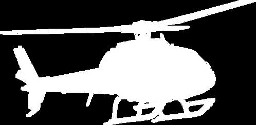 #SH203 AS-355 Silhouette
