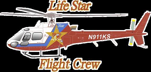 AS350#030 - KANSAS - LIFE STAR