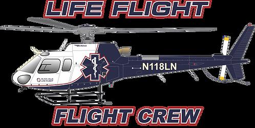 AS350#051 - SOUTH DAKOTA - BLACK HILLS LIFE FLIGHT