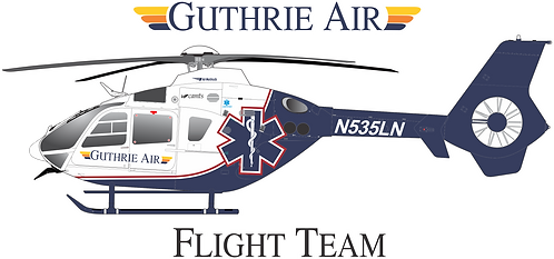 EC135#043 NEW YORK - GUTHRIE AIR