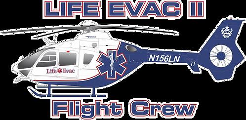 EC135#011  VIRGINIA - LIFE EVAC II