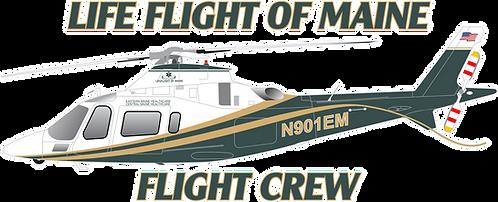 AW109#006 - MAINE - LIFE FLIGHT OF MAINE